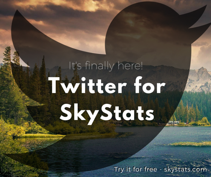 Twitter WordPress Dashboard | SkyStats