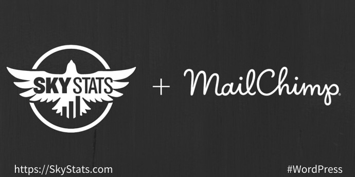MailChimp Integrates With SkyStats